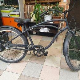 Велосипеды - Electra cruiser lux 3i man's, 0