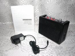 Гитарное усиление - Усилитель гитарный мини комбик с драм-машиной, 0