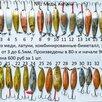 Блесна для ловли лососёвых пород рыб на реках Бурная, Поной, Варзуга, Умба по цене 100₽ - Приманки и мормышки, фото 0