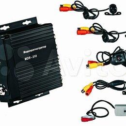Камеры видеонаблюдения - Комплект видеонаблюдения для газели, 0