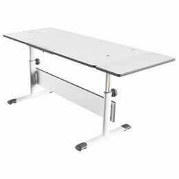 Компьютерные и письменные столы - Растущая парта-трансформер Polini kids City D2 с…, 0