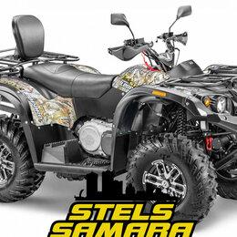 Мототехника и электровелосипеды - Квадроцикл Stels Leopard 600Y, 0