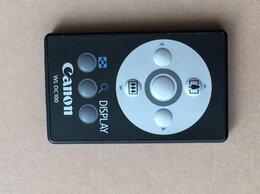 Пульты ДУ - Пульт Canon WL-DC100 для PowerShot, 0
