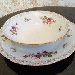 Тарелки - Две большие тарелки с узорами Misa, 0