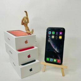 Мобильные телефоны - Apple iPhone XR 128Gb Black RU/A, 0