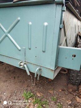 Спецтехника и навесное оборудование - Прицеп с гидроподъемником 1,5 тонны , 0