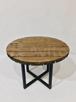 Столы и столики - стол круглый обеденный , 0