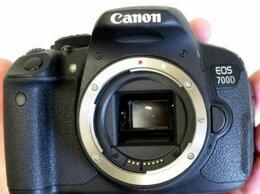 Фотоаппараты - Зеркальный фотоаппарат Canon EOS 700 D EF-S…, 0