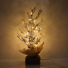 Ёлки живые - CEIMAR Дерево светодиодное Сакура 45 см, 0