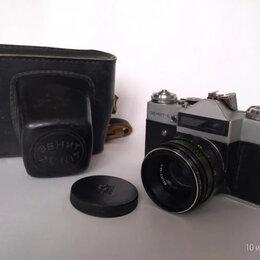Пленочные фотоаппараты - Фотоаппарат Зенит-Е , 0