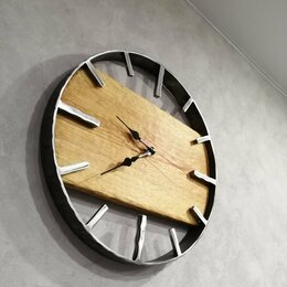 Часы настенные - Часы в стиле Лофт, 0