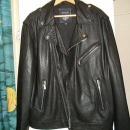 Куртки - Rivaldi. Мужская кожаная куртка, 0