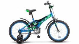 """Велосипеды - Детский велосипед STELS Jet 18"""" Z010 (2021), 0"""