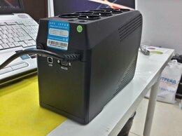 Источники бесперебойного питания, сетевые фильтры - ИБП Ippon Back Comfo PRO 600, 0
