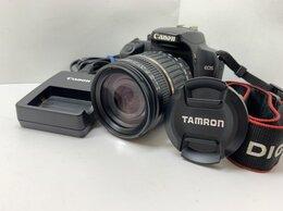 Фотоаппараты - Фотоаппарат Canon EOS 1000D, 0