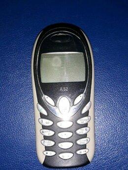 Мобильные телефоны - Телефоны Siemens A 52 и Alcatel one 112(б.у), 0