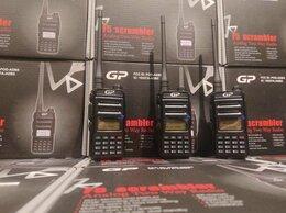Рации - Рация GP F5 scrembler 10w real 136-174 и 400-480, 0