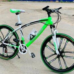 Велосипеды - Велосипед скоростной на литых, 0