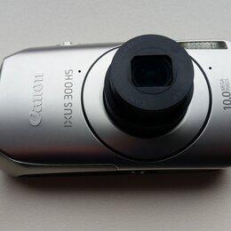 Фотоаппараты - Фотоаппарат Canon Digital ixus 300 HS, 0