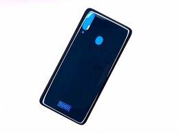 Корпусные детали - Задняя крышка SAMSUNG Galaxy A20s (A207F) Black, 0