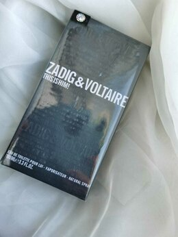 Парфюмерия - Zadig & Voltaire This Is Him евролюкс, 0