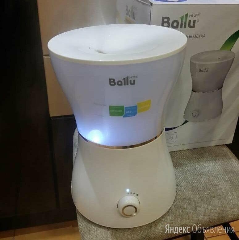Увлажнитель ballu UHB-300 по цене 2800₽ - Очистители и увлажнители воздуха, фото 0