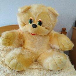 Мягкие игрушки - Медведь большой новый, 0