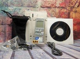 Микрофоны - Диктофон Sony ICD-AX412F, 0
