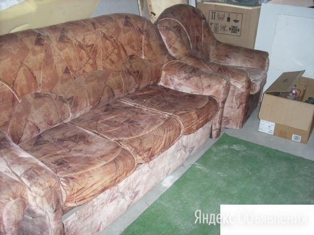 диван и два кресла по цене 2000₽ - Диваны и кушетки, фото 0