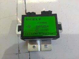 Электрика и свет - Электронный блок (Geely Emgrand X7), 0