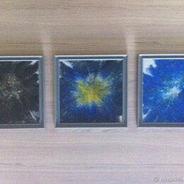 """Картины, постеры, гобелены, панно - Триптих """" Слияние"""" , 0"""
