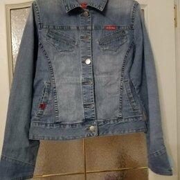 Куртки - Продается джинсовая куртка, 0