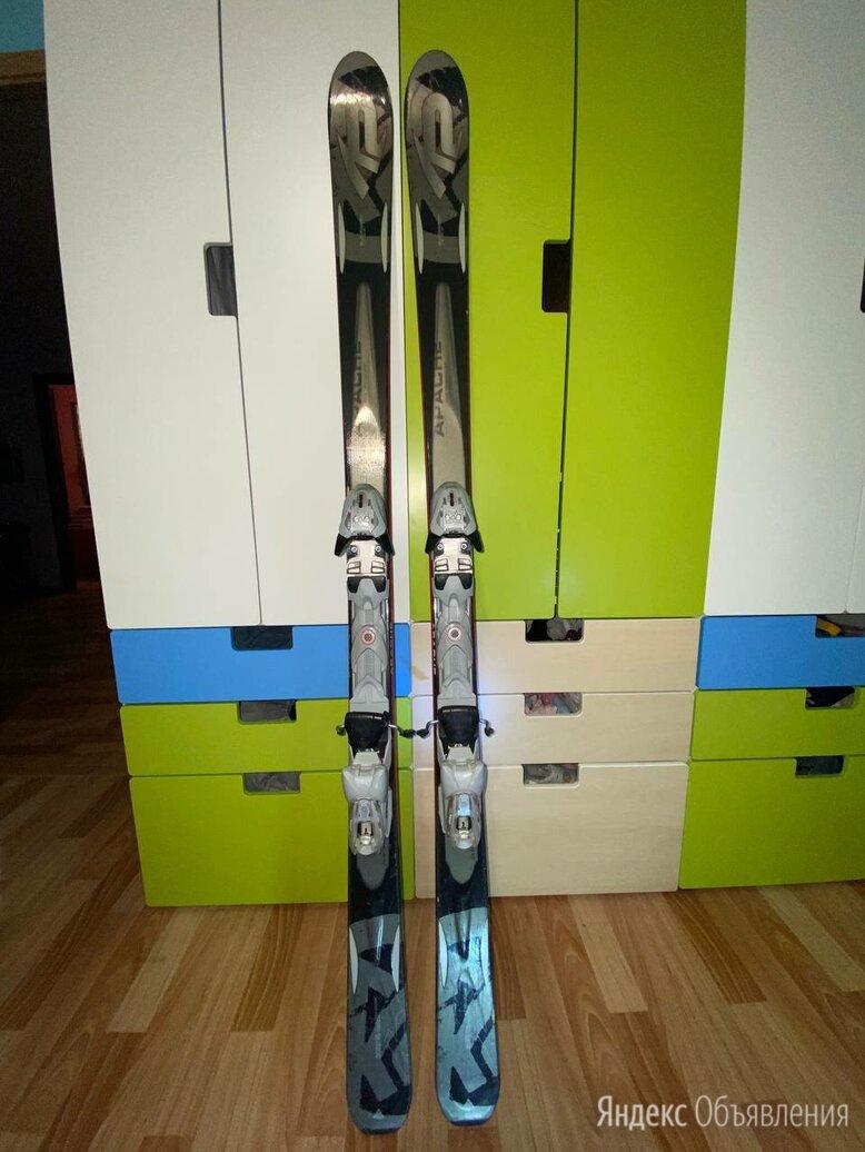 Горные лыжи K2 Apache Black Hawk. по цене 6999₽ - Горные лыжи, фото 0