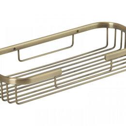 Полки, шкафчики, этажерки - Полка 130х290х55 Basket Veragio VR.GFT-9049.BR, 0