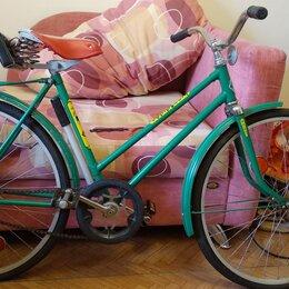 Велосипеды - Велосипед Vairas Kregzdute-8, 0