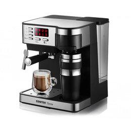 Кофеварки и кофемашины - 🆕️ Кофеварка рожковая. Капучино. 1200 мл. 850Вт., 0