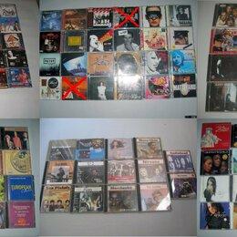 Музыкальные CD и аудиокассеты - Музыкальные диски самые разные, 0