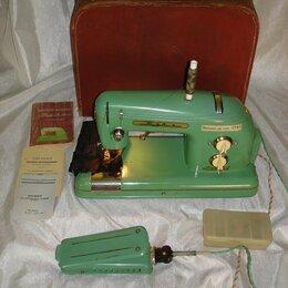 """Швейные машины - Швейная машина с электроприводом """"Тула"""" 1958 г. 127 вольт, 0"""