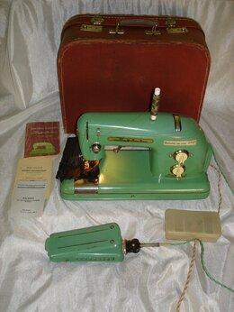 """Швейные машины - Швейная машина с электроприводом """"Тула"""" 1958 г.…, 0"""