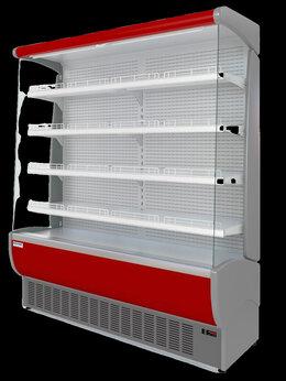 Холодильные витрины - Холодильная пристенная витрина Флоренция ВХСп-1,9, 0