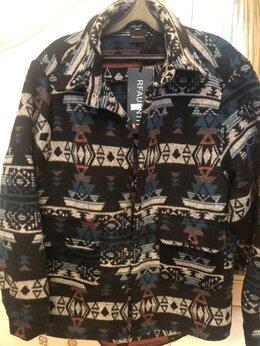 Куртки - Куртка-рубашка р-р М, 0