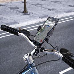 Держатели для мобильных устройств - Держатель для смартфонов (вело/мото крепление)…, 0
