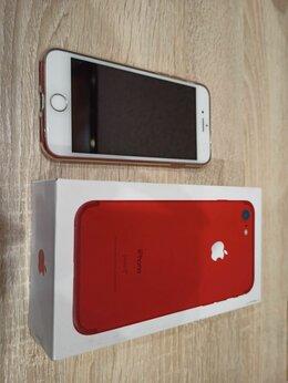 Мобильные телефоны - iPhone 7 128gb RED, 0