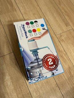 Кулеры для воды и питьевые фонтанчики - Ручная помпа, 0