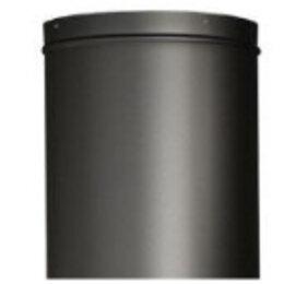 Дымоходы - Труба проходной элемент FINGRILL black D=370, 0
