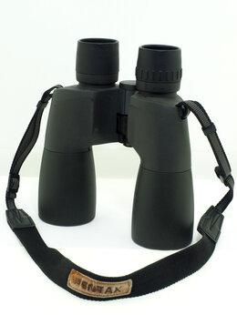 Бинокли и зрительные трубы - Бинокль Pentax 12x50 4,2° Asahi Opt. Co Japan, 0