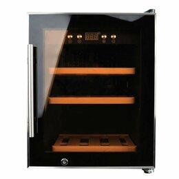 Винные шкафы - Холодильный шкаф для вина Gemlux GL-WC-12C, 0