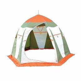 Палатки - Палатка зимняя Нельма 3 Люкс, 0