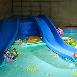 Мебель для учреждений - Морская звезда - водная горка для водных зон отдыха, 0