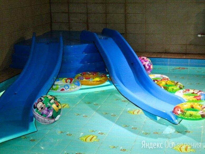 Морская звезда - водная горка для самых маленьких по цене 150000₽ - Игровые и спортивные комплексы и горки, фото 0